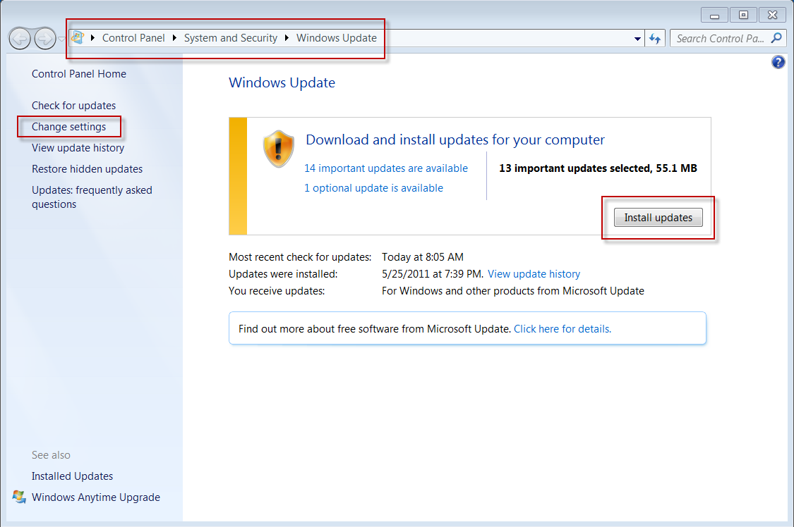 Windows 10 Updater
