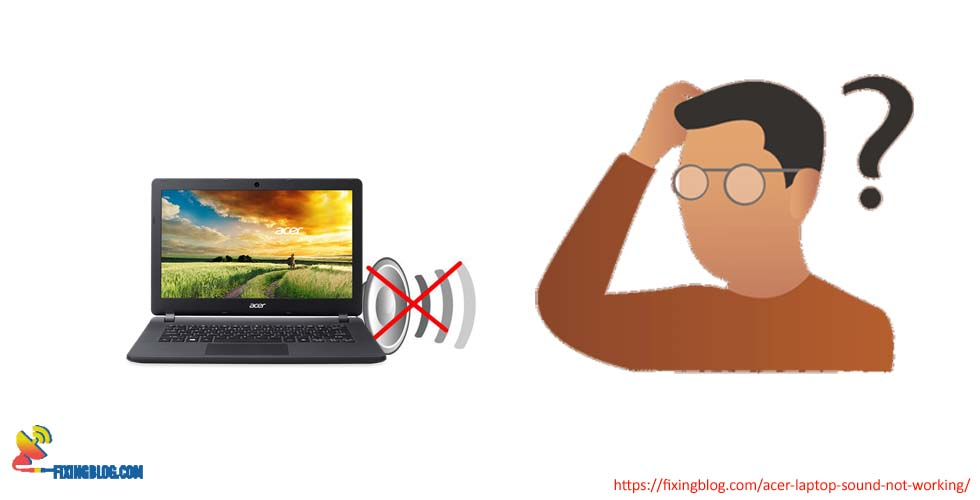 Why Acer Laptop Sound is Not Working ? | Audio Troubleshooting