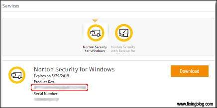Norton security for Windows