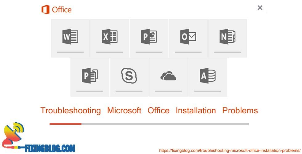 Troubleshooting Microsoft Office Installation Problems