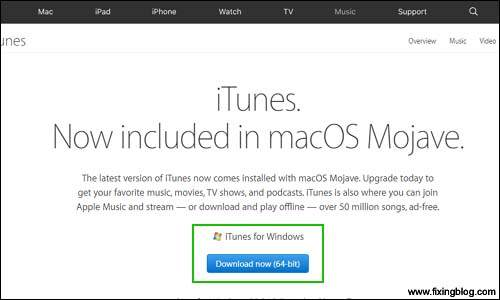 Download Itunes Software